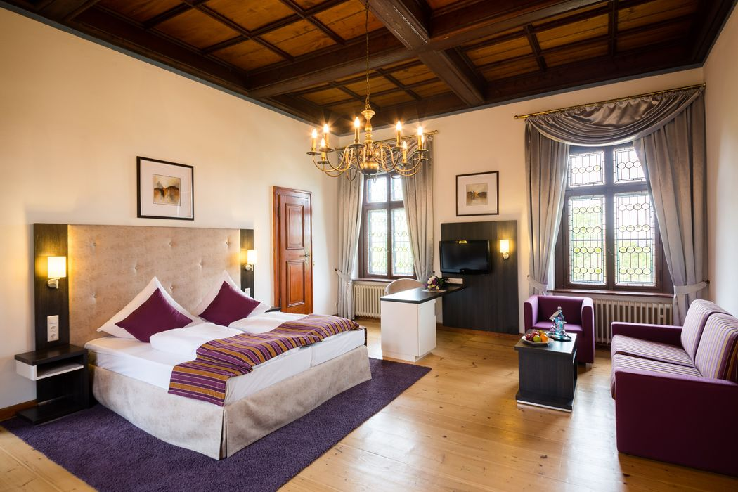 Herzosgzimmer - Schlosshotel Hohenstein