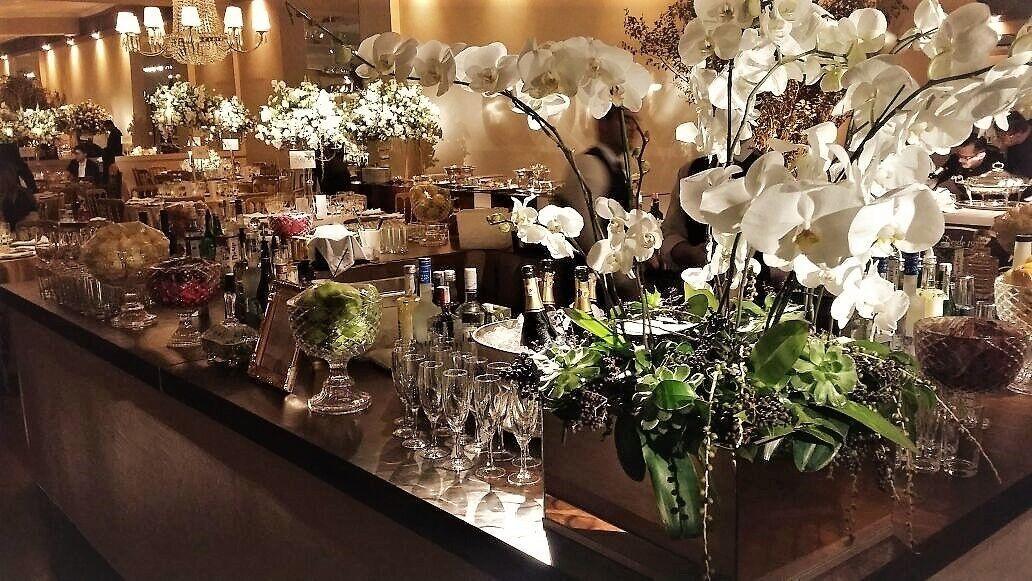 Buffet França - Cia do Rizzo Bartenders