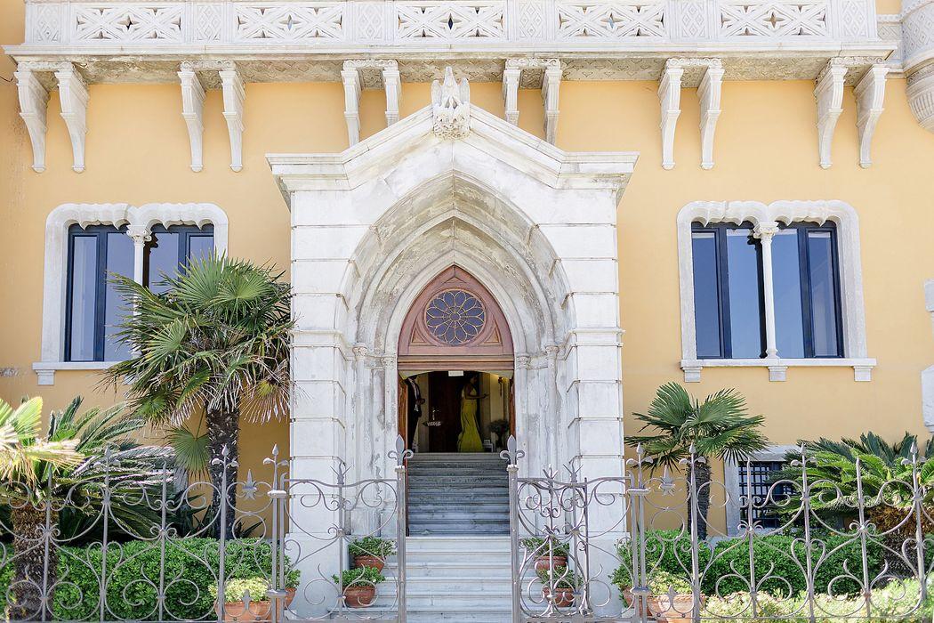 Entrada Principal Palácio Albatroz