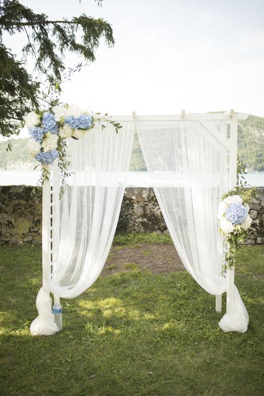 Arche cérémonie mariage