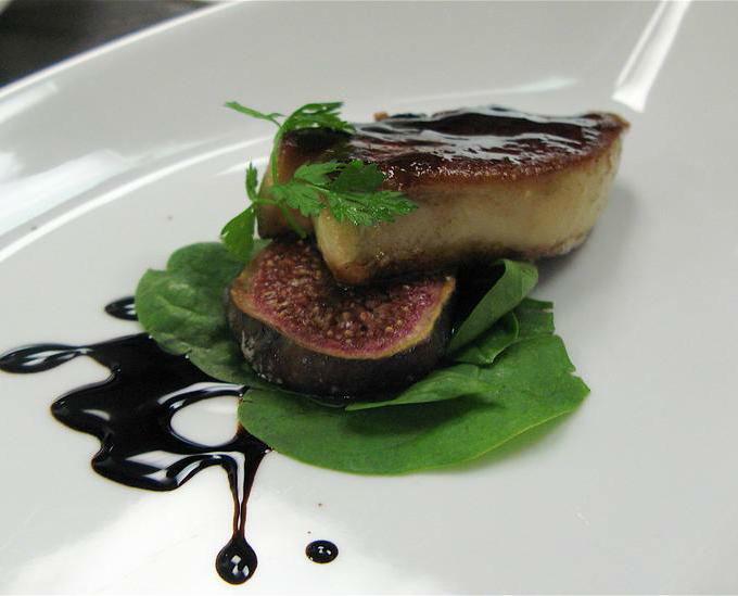 Beispiel: Gehobene Küche, Foto: Parkhotel Langenthal.