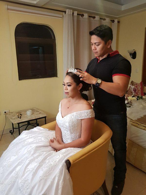 Carlos Estrella Make Up