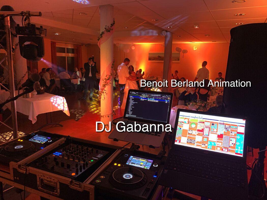 Benoît Berland - DJ Gabanna