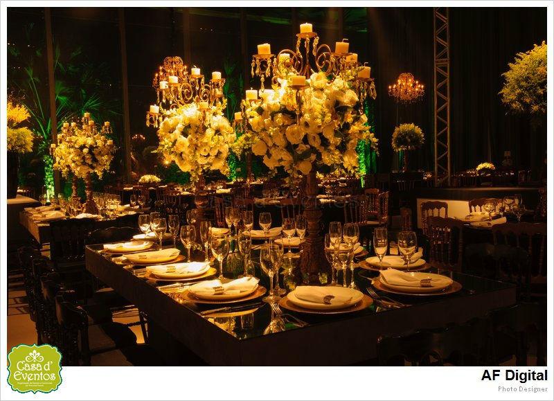 Casa de Eventos. Foto: AF Digital