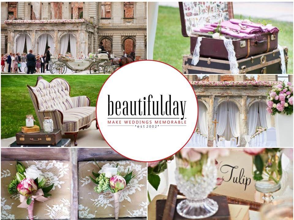 Agencja ślubna Beautifulday - nasze realizacje