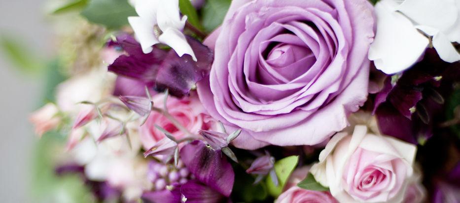 Beispiel: Blumenschmuck, Foto: Cremon.