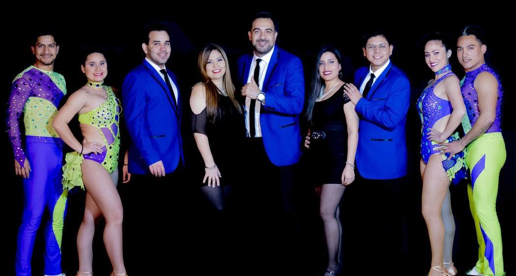 Orquesta Poker Band Show