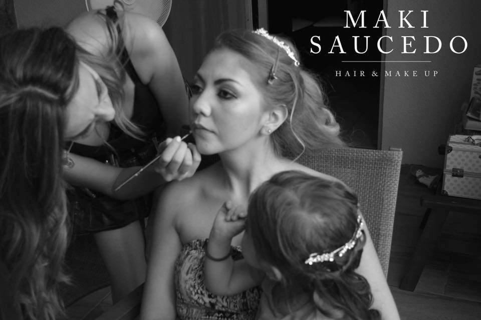 Maki Saucedo Hair & Make Up