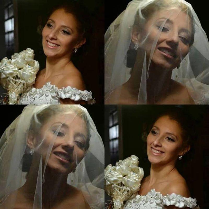 Maquillaje Claudia Aguero
