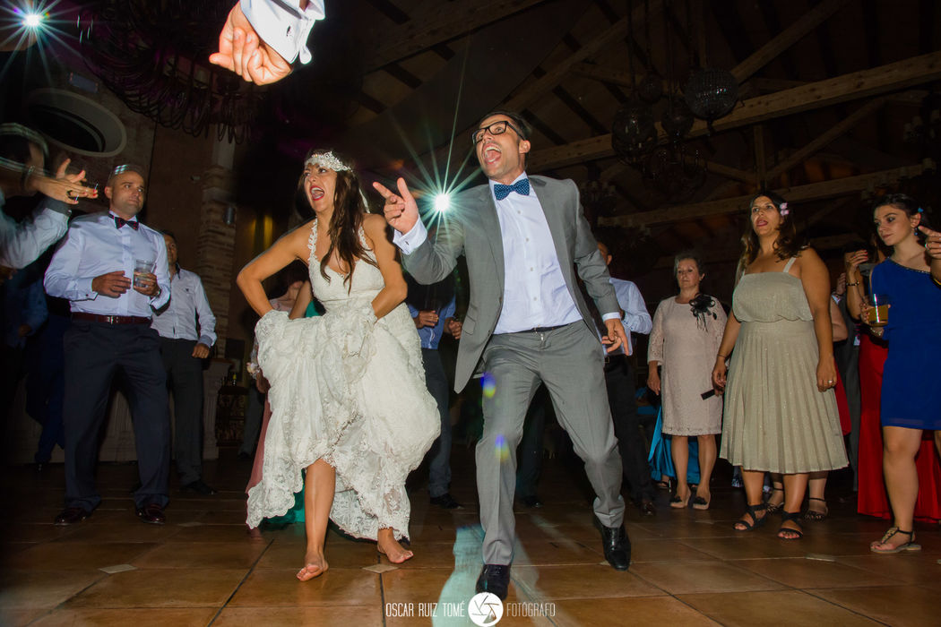 Oscar Ruiz Tomé, Fotógrafo de bodas, baile