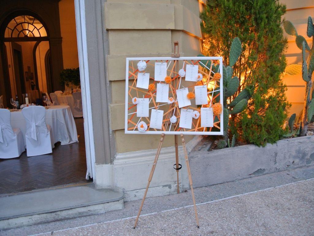 Matrimonio a Firenze - Tableau de mariage