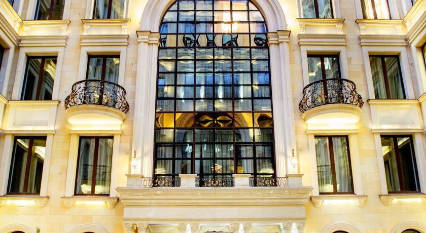 St. Regis Москва Никольская