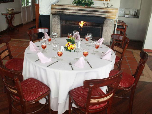 Restaurante Casa Santa Clara