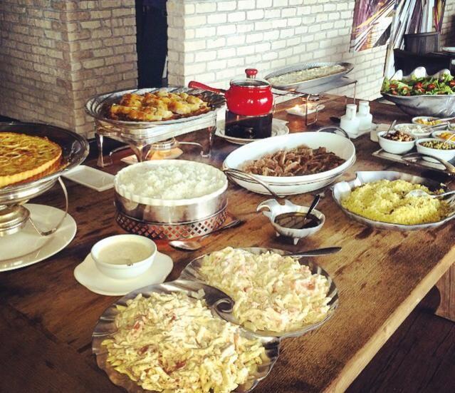 Pederneiras Gastronomia