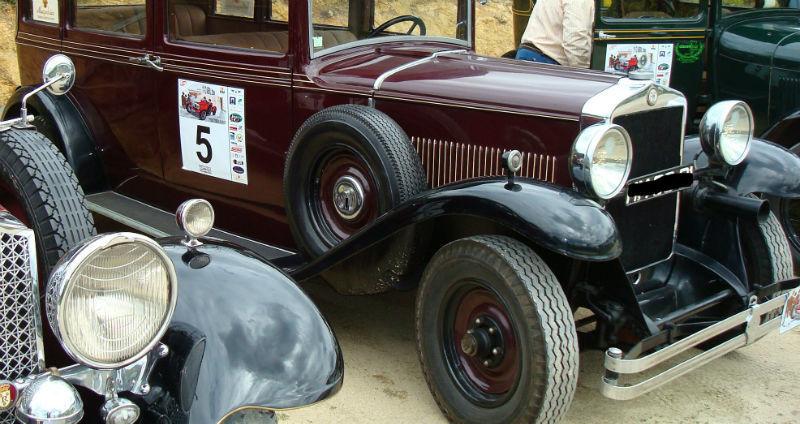 Camélias Classic Cars