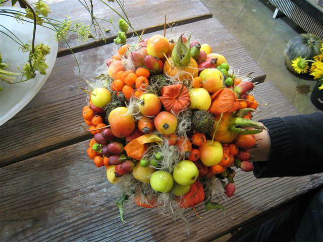 Beispiel: Ihr individuell gestalteter Brautstrauß, Foto: Blumenhandwerk Alexander Muhr.