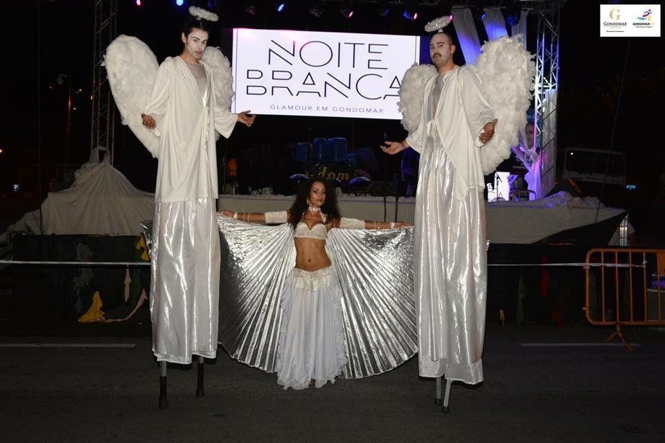 Anjos e Bailarina