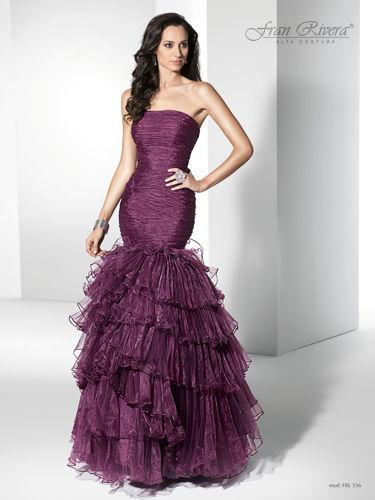 Vestido de Fran Rivera