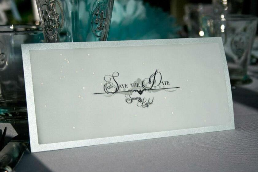 Beispiel: Hochzeitspapeterie, Foto: Hochzeitshaus Berlin Hochzeitsplanung,
