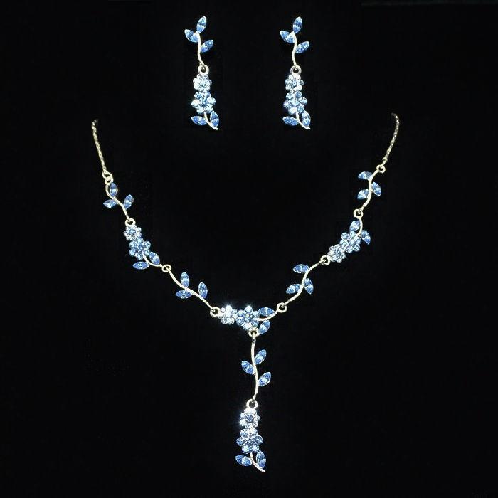 Parure de bijoux Exquise - Bijoux de Mariage