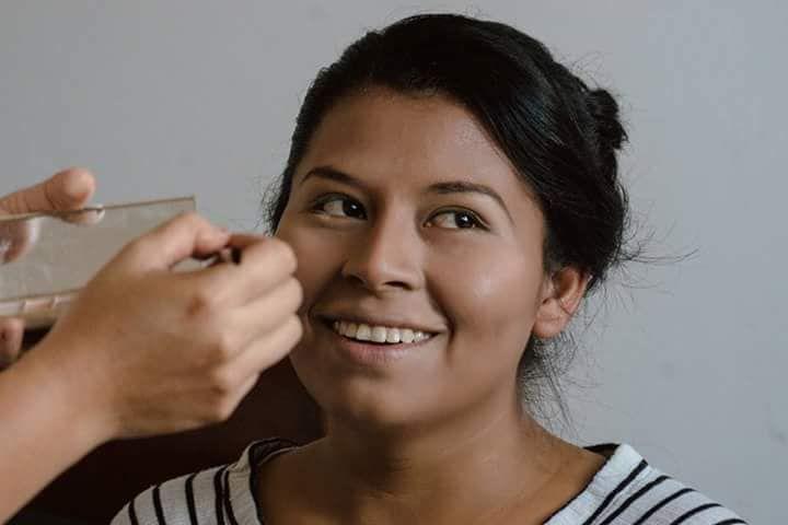 Mel Luna- Make up artist