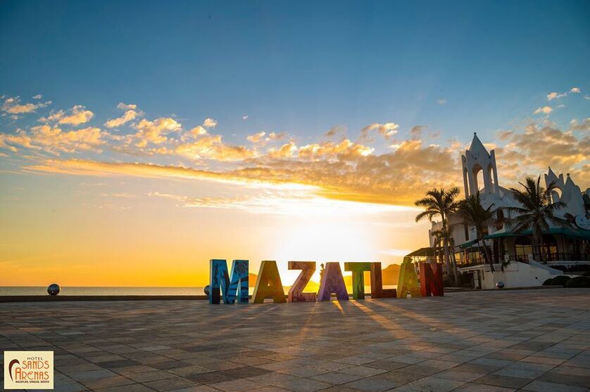 Hotel Sands Arenas Mazatlán
