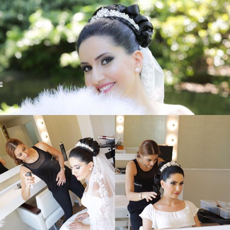 Farah Salon Brautstyling