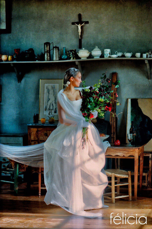 La mariée de Cézanne