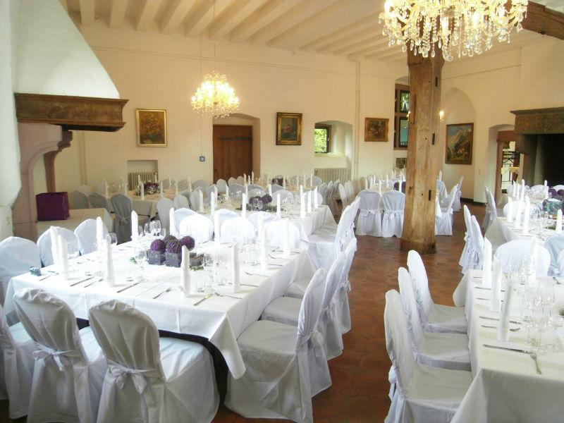 Beispiel: Bewirtungsservice für Ihre Hochzeit, Foto: A-Z Erftland Partyservice.
