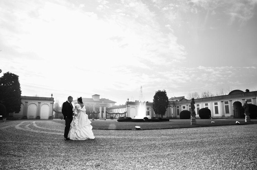 Una fiaba a Villa Borromeo