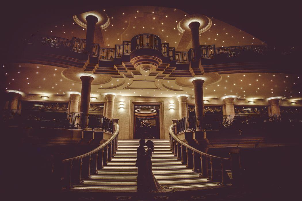 La Magia della Sera al Sabbia D'oro Hotel