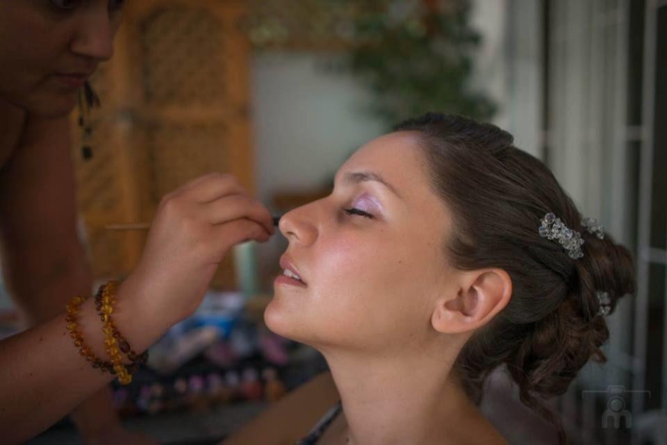 Dany Jerez Makeup Artist