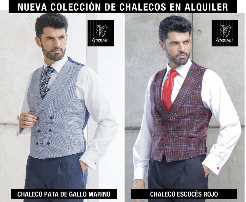 Alquiler de Chalecos SELECT