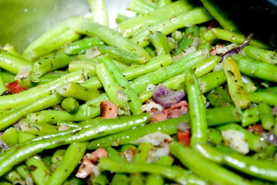 Beispiel: Kulinarische Vielfalt, Foto: Jagdhaus Spandau.