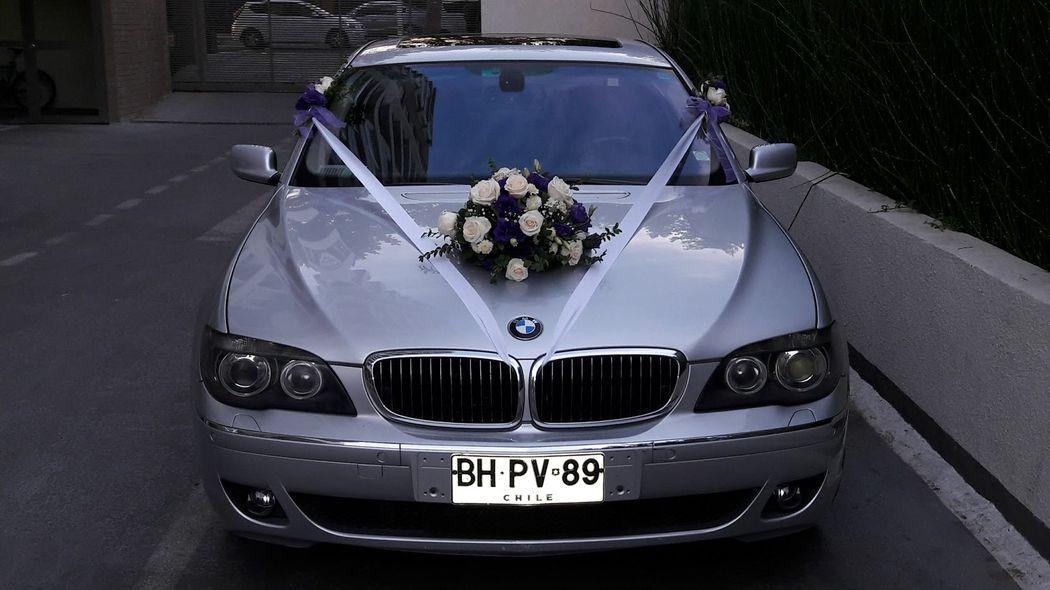 Auto Novios Matrimonios Eventos Spots