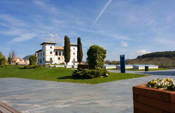Palacio de Zuasti