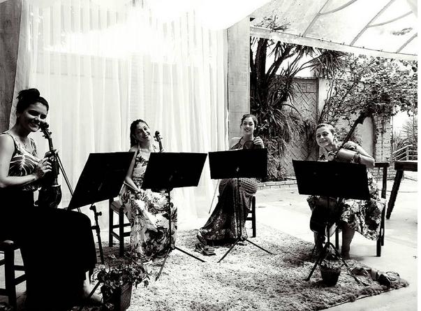 Quarteto Ellas