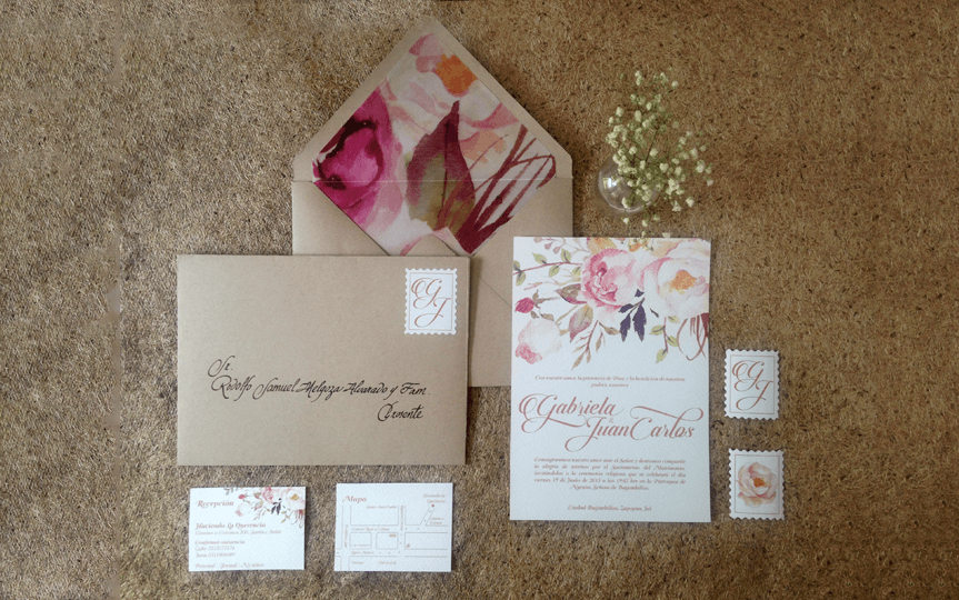 Romeo Wedding Stationery