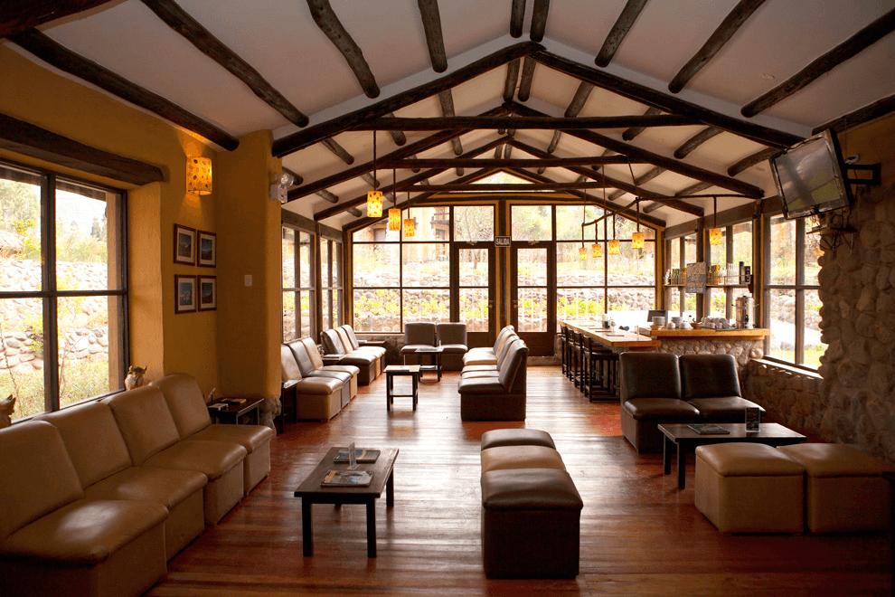 Inkallpa Valle Sagrado Lodge & Spa