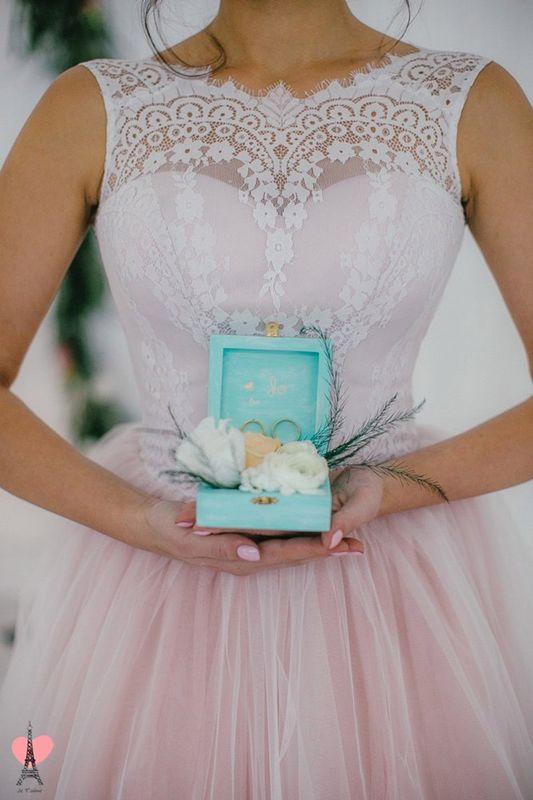 Свадебные шкатулки Je T'aime