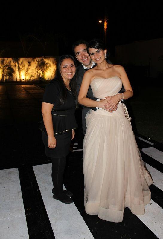 Andrea y Gonzalo