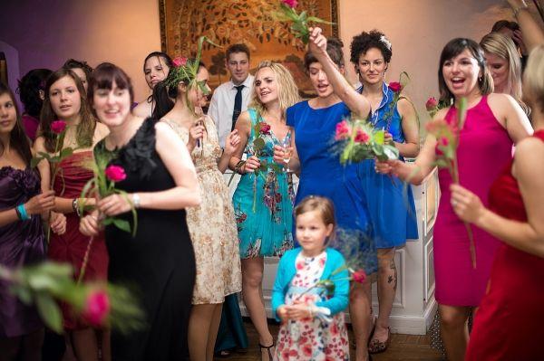Beispiel: Fotos von der Hochzeitsgesellschaft, Foto: asa400.