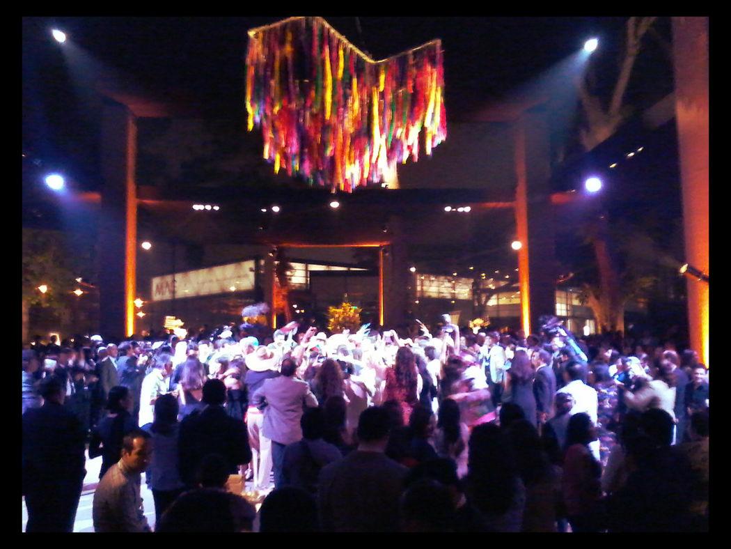 XX Congreso Internacional del CLAD 12 Nov 2015 Museo MAC