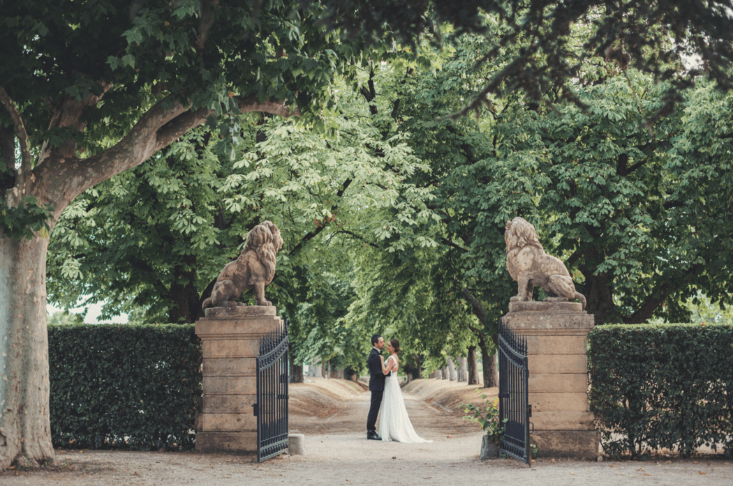 My Wedding in Provence - by A little French touch