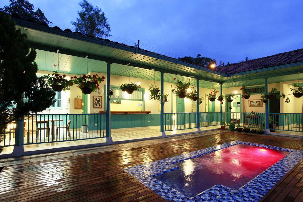 Hotel Casa de Las Dos Palmas - Despedida de Soltera