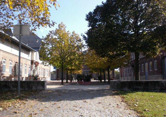 Beispiel: Park der Gastwirtschaft, Foto: Felmayer's Gastwirtschaft.
