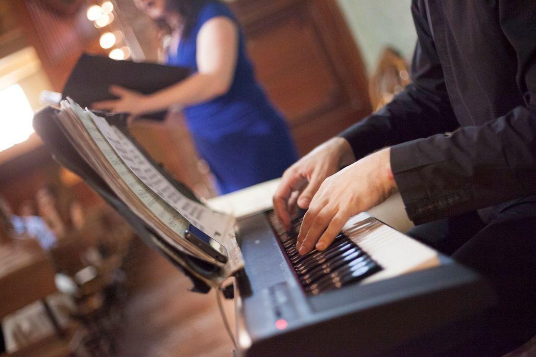 Pianista y soprano