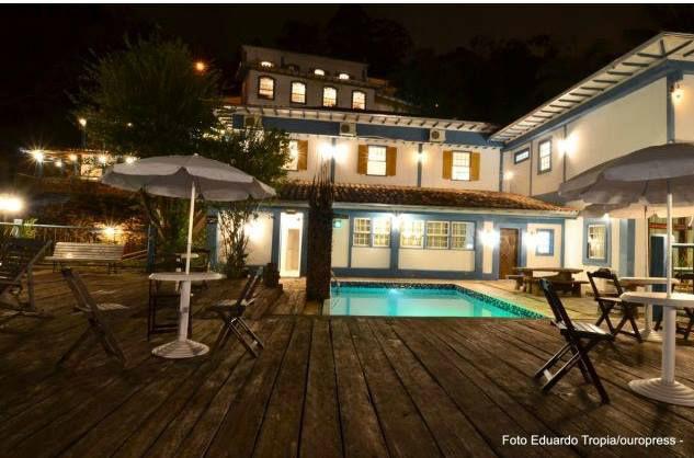 Hotel Solar das Lajes. Foto: Eduardo Tropia