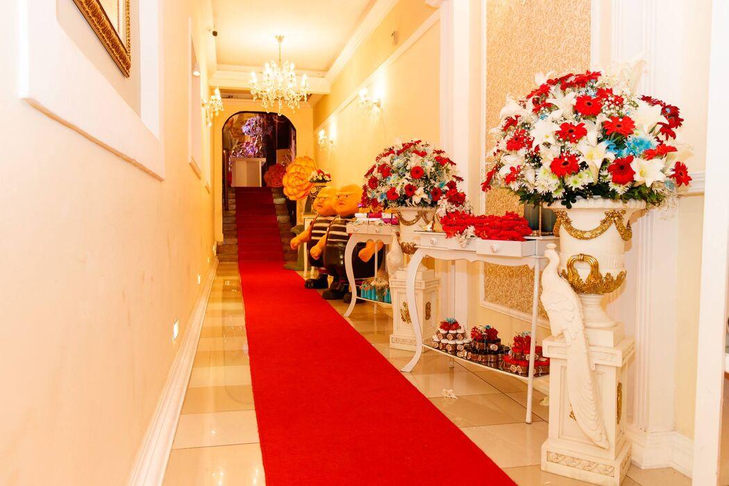 Carrozzinu's Casa de Festas