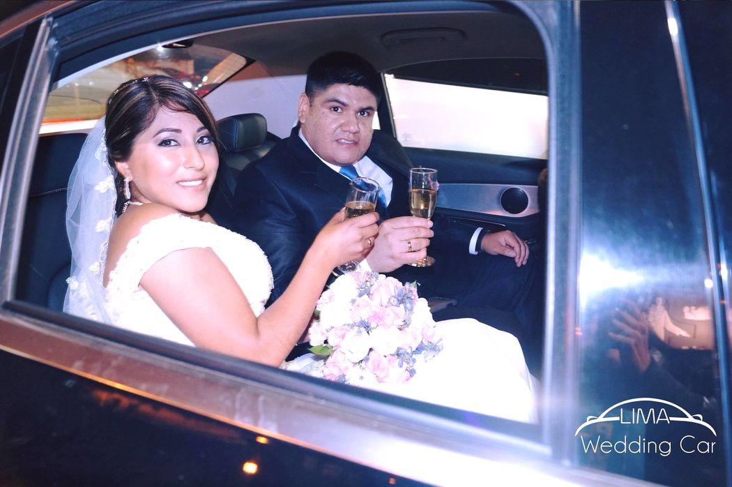 Lima Wedding Car